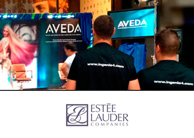 Expo AVEDA Madrid