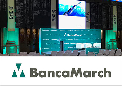 Evento Inversores Banca March